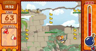 Baboon, el primer juego vasco para PS Vita, ya a la venta