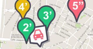 Wazypark, una app española que ayuda a encontrar aparcamiento