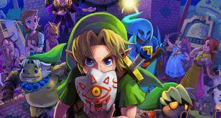 The Legend of Zelda: Majora's Mask 3D, un remake de lujo