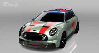 MINI Clubman Vision GT llega a Gran Turismo 6