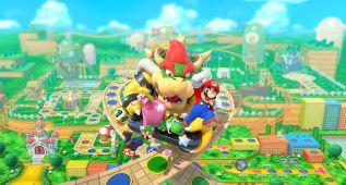 Mario Party 10, el rey de las fiestas, llega este viernes