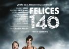 'Felices 140' una película sobre el valor de la amistad