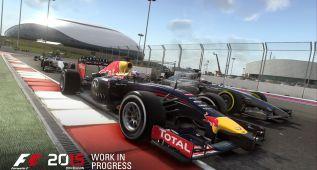 F1 2015 llegará a la nueva generación en junio