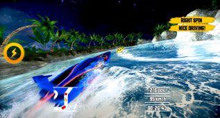 Driver Speedboat Paradise: carreras acuáticas (vídeo)