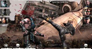 Mortal Kombat X: peleas en los dispositivos móviles (vídeo)