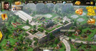 Empire Z: estrategia en un mundo invadido por zombies