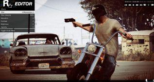Así es el editor de Grand Theft Auto V para PC (vídeo)