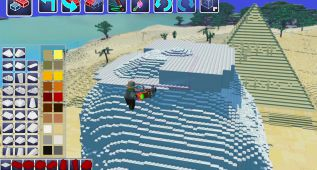 LEGO Worlds: a Minecraft le sale competencia (vídeo)