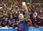 PES 2016: Neymar le arrebata a Götze la portada