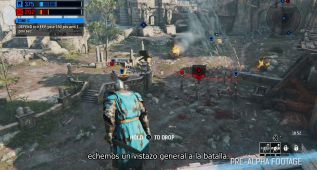 For Honor: combates a espada en plena Edad Media (vídeo)