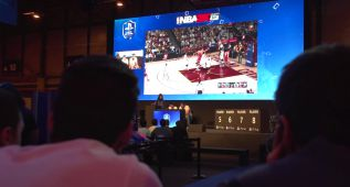 Primera competición oficial de eSports de la NBA en España