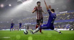 FIFA 16: Gameplay que muestra defensa, mediocampo y ataque
