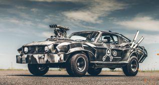 Mad Max: Warner regala un Mustang estilo Magnus Opus