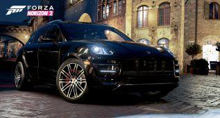 Dos nuevos Porsche se estrenan en Forza Horizon 2