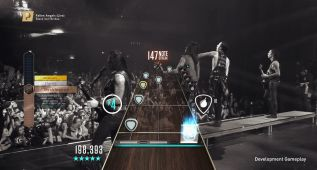 Guitar Hero Live incluirá como premio conciertos reales