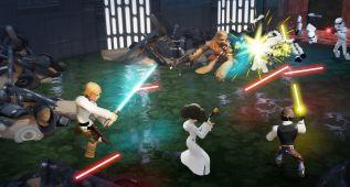 El Disney Infinity 3.0 de Star Wars saldrá el 4 de septiembre