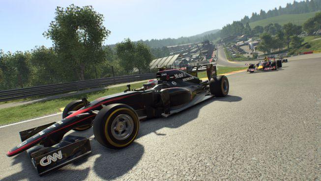 F1:2015, como McLaren, aún tiene mucho margen de mejora
