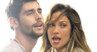 La 'bomba latina' muy sexy en la grabación de su nuevo clip
