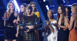 Taylor Swift triunfó en los MTV Video Music Awards (VMA)