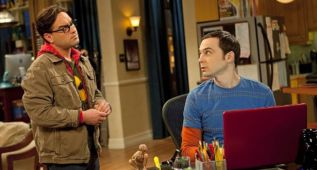 'The Big Bang Theory' es la serie que más paga a sus actores