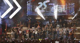 Cadena Dial reúne 25 años de pop español en concierto