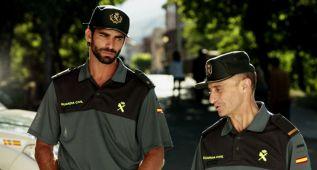 Dos Guardias Civiles que competirán con la Champions