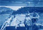 Callejón, Arbeloa y Xabi Alonso, fin de semana en Capri