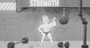 Fallout 4: divertido vídeo explicativo del atributo Fuerza