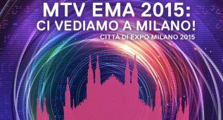 Los nominados españoles para los premios EMAs 2015 de MTV