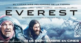 'Everest': una historia de superación humana