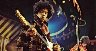Jimi Hendrix recibe un homenaje a los 45 años de su muerte