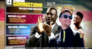 NBA 2K16-MiCarrera: vida social o entrenarse (vídeo)