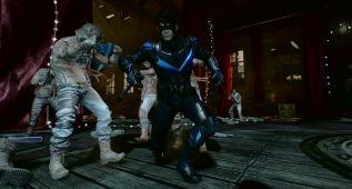 Estos son los DLCs de Batman: Arkham Knight de septiembre