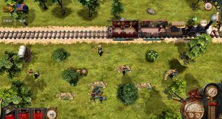 Bounty Train: un mánager ferroviario con aire de western