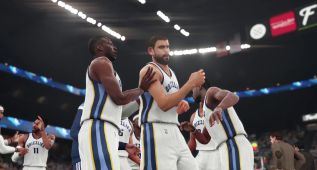 "NBA 2K16: tráiler ""Momentous"" con Imagine Dragons"