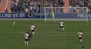 FIFA 16: los mejores goles de la primera semana (vídeo)