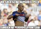 Los 'memes' de la jornada de Champions League