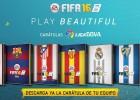 FIFA 16: personaliza la portada con los colores de tu equipo