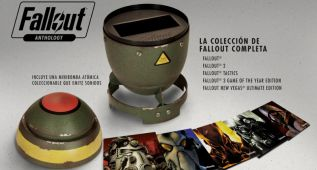 Fallout Anthology ya está disponible en Europa