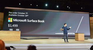 Microsoft ataca con Surfaces 'más rápidos que los Macbook'