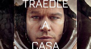 'Marte', Misión rescate o la odisea al Planeta Rojo de Ridley Scott