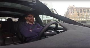 Así será la conducción de un coche con piloto automático