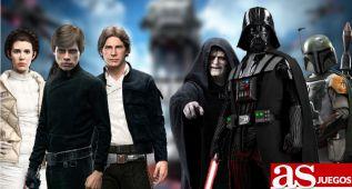 Star Wars Battlefront: así son los héroes y villanos