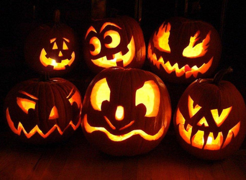 Halloween Las calabazas ms terrorficas que puedas recibir esta