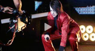 Ruth Lorenzo da la nota más Halloween con Marilyn Manson