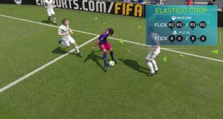 FIFA 16: tutorial para aprender regates espectaculares (vídeo)