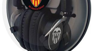 El Valencia ya tiene sus propios cascos de gaming
