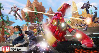 Marvel llega a Disney Infinity 3.0
