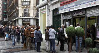 Buscando El Gordo: de las colas a la venta por Internet