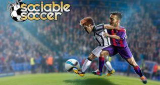 Sociable Soccer tendrá tres modos de juego